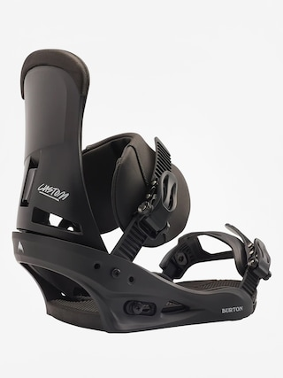Burton Custom Snowboard bindings (black)