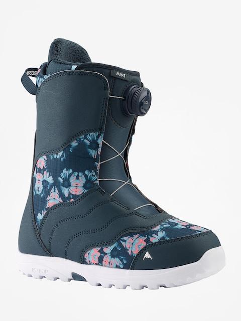 Burton Mint Boa Snowboard boots Wmn (midnite blue/multi)