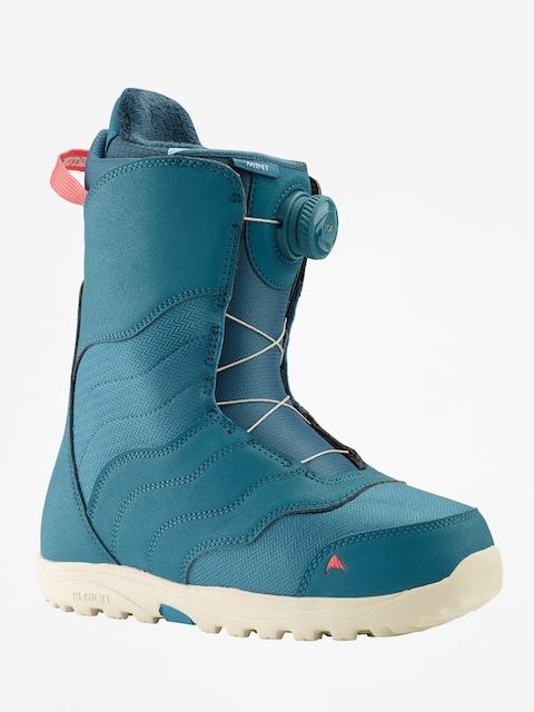 Burton Mint Boa Snowboard boots Wmn (storm blue)