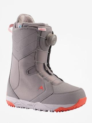 Burton Limelight Boa Snowboard boots Wmn (lilac gray)
