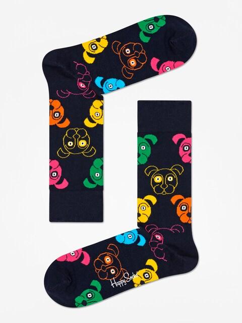 Happy Socks Dog Socks (navy/multi)