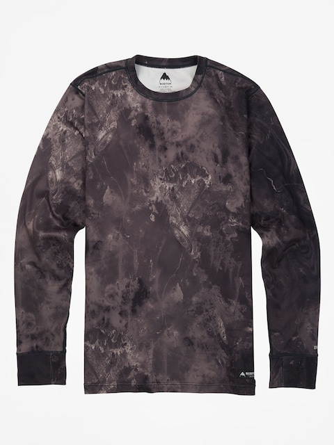 Burton Midweight Crew Active longsleeve (marble galaxy print)