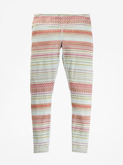 Burton Lightweight Pant Active leggings Wmn (aqua gray revel)