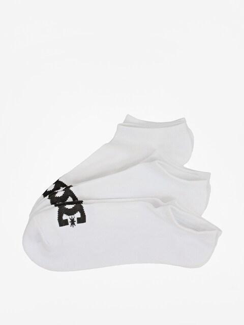 DC Socks Spp Dc Ankle 3Pk (snow white)