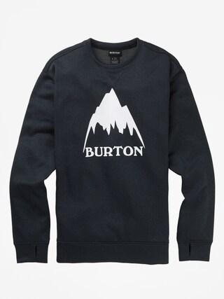 Burton Oak Crew Sweatshirt (true black heather)