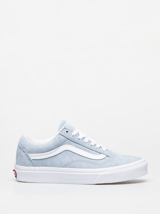 Vans Old Skool Shoes (pig suede/blue fog/true white)