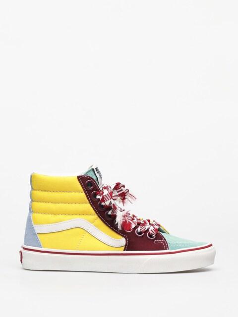 Vans Sk8 Hi Shoes (fryd lcs/crmdemnthmshmlw)