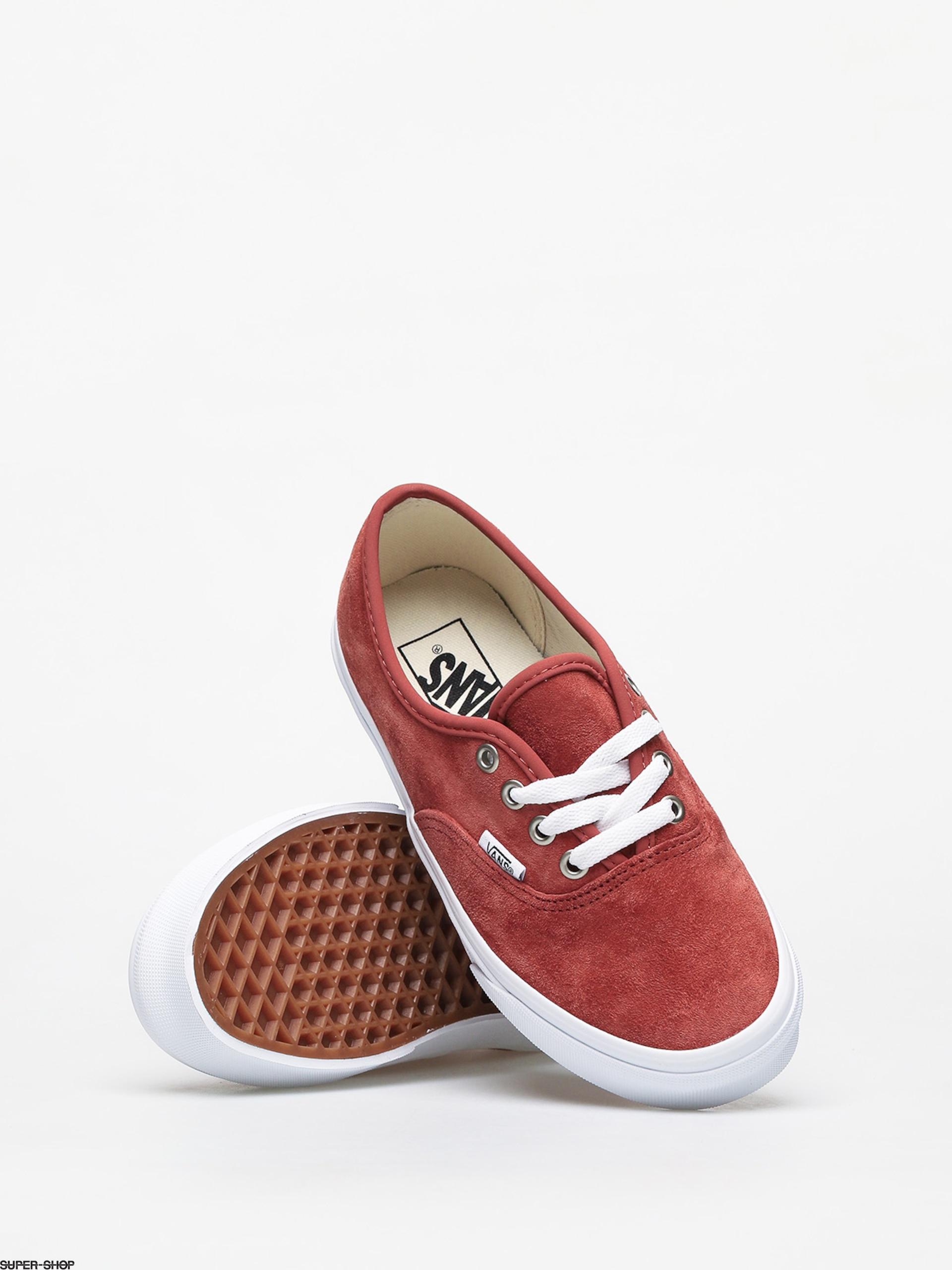 vans authentic suede