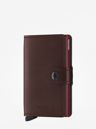 Secrid Miniwallet Wallet (metallic moro)