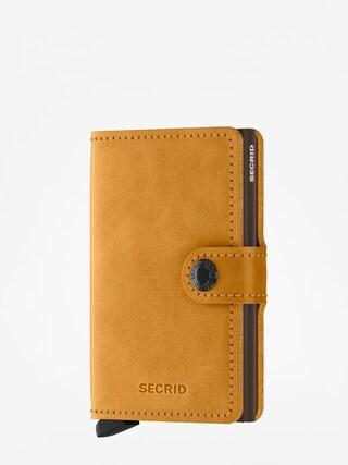 Secrid Miniwallet Wallet (vintage ochre)
