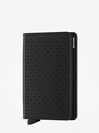 Secrid Slimwallet Wallet (perforated black)