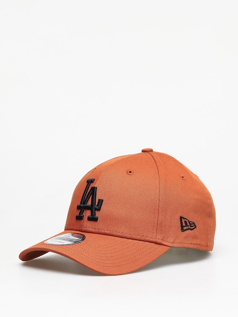 New Era League Essential Los Angeles Dodgers ZD Cap (orange/black)