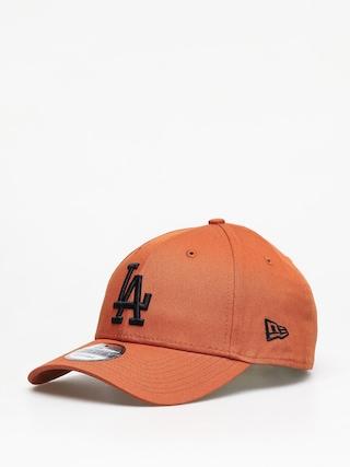 New Era League Essential Los Angeles Dodgers ZD Cap (orange/black)