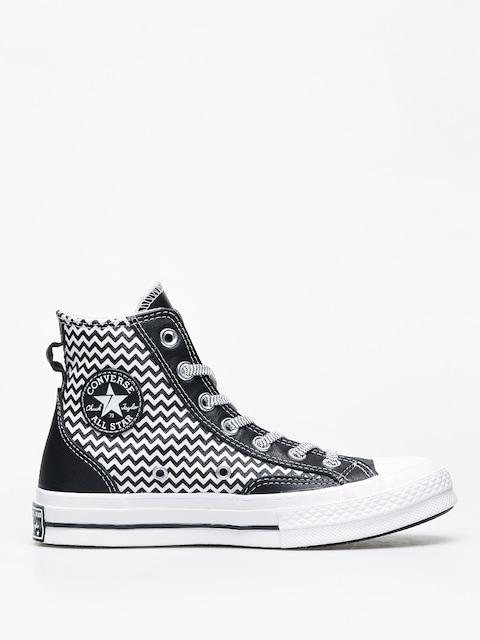 Converse Chuck 70 Hi Mission-V Chucks Wmn (black/white/white)