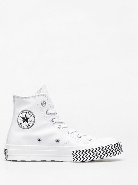 Converse Chuck 70 Hi Mission-V Chucks Wmn (white/black/white)