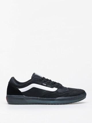 Vans Ave Pro Shoes (black/white)