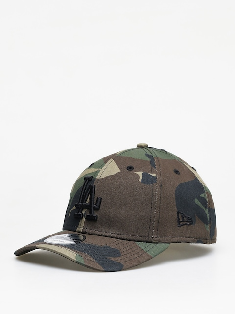 New Era League Essential Los Angeles Dodgers ZD Cap (woodland camo)