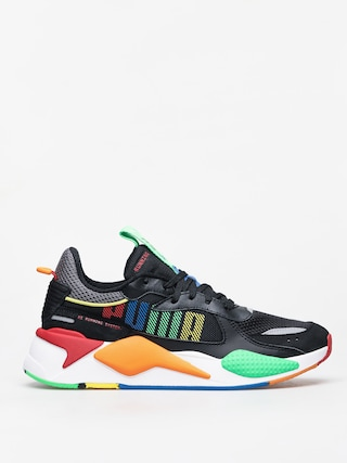Puma RS X Bold Shoes (puma black/andean toucan/orange)