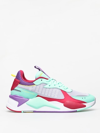 Puma RS X Bold Shoes (purple heather/green glimmer/l)