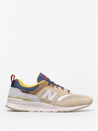New Balance 997 Shoes (tan)