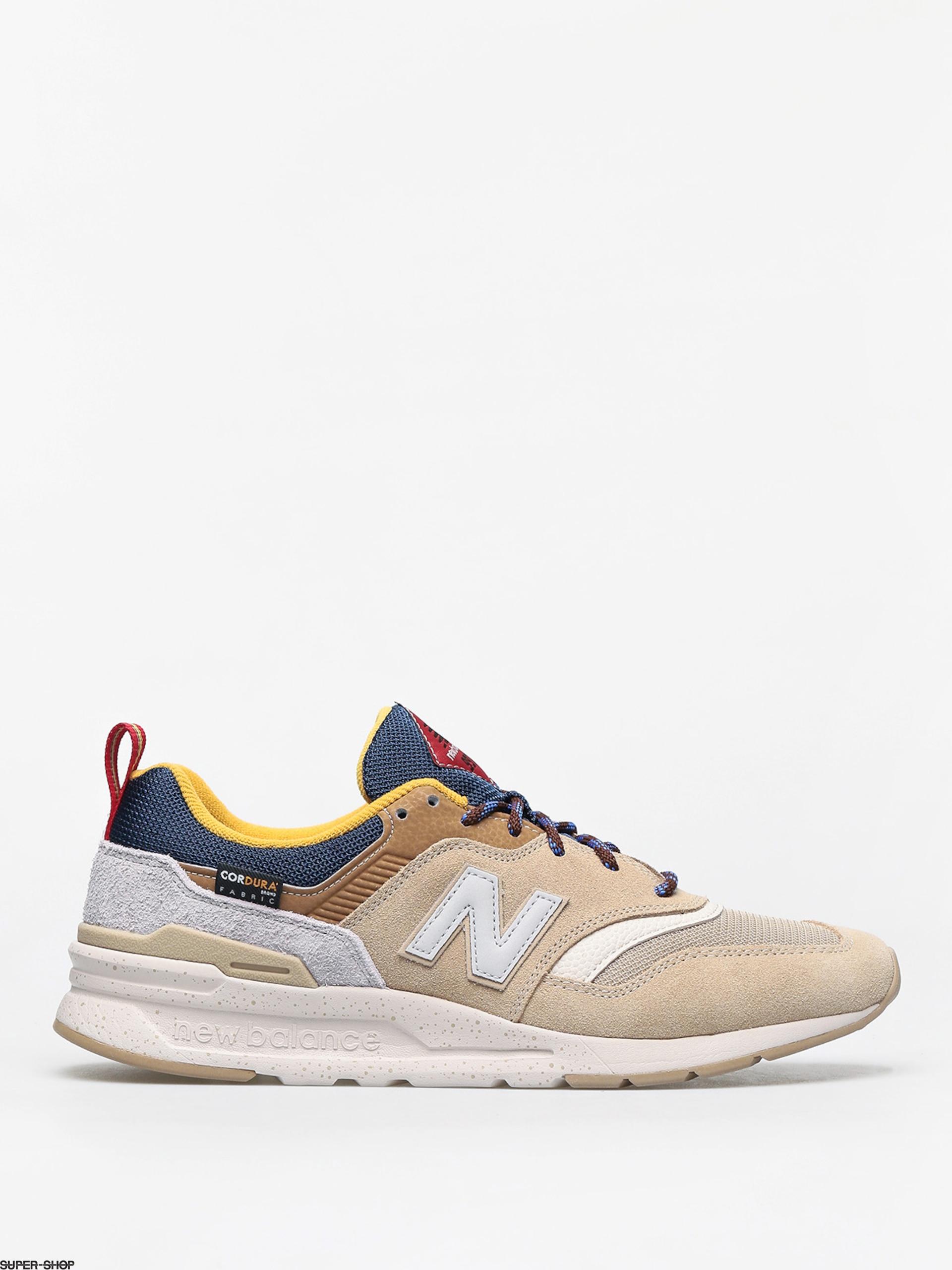 best service 65a98 35d88 New Balance 997 Shoes (tan)
