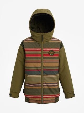 Burton Game Day Snowboard jacket (gratz stripe)