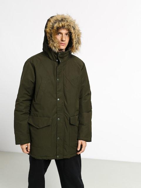 DC Bamburgh Jacket (dark olive)