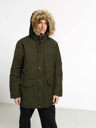 DC Bamburgh Jacket (dark olive)