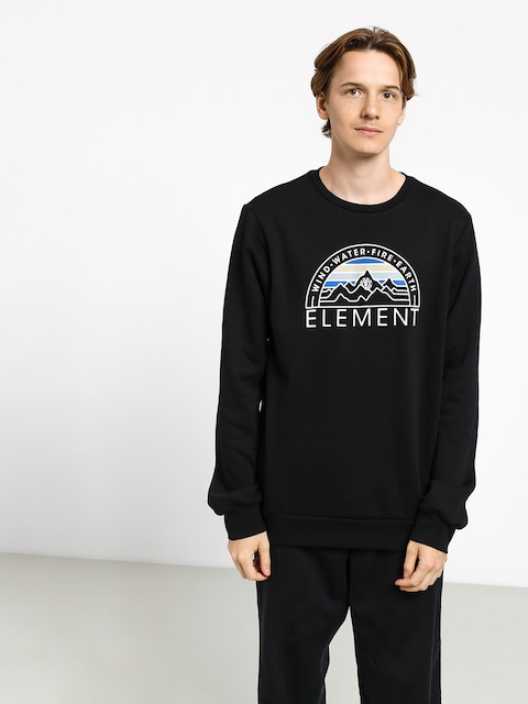Element Odyssey Cr Sweatshirt (flint black)