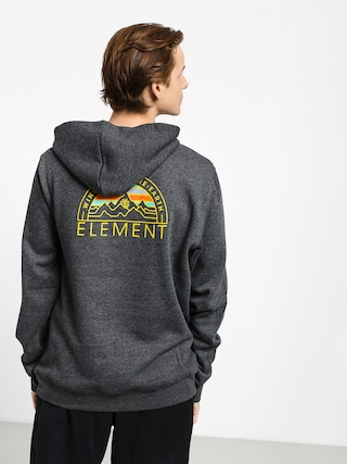 Element Odyssey HD Hoodie (charcoal heathe)