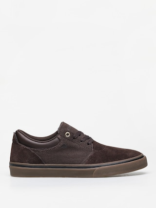 Emerica Alcove Shoes (chocolate/gum)