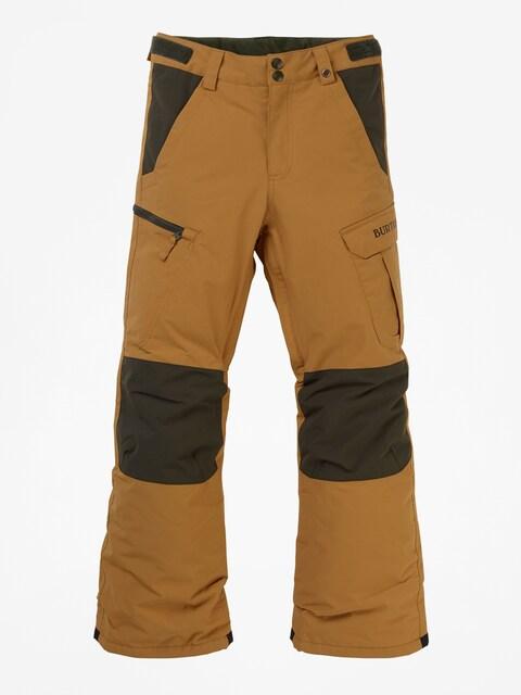 Burton Exile Cargo Snowboard pants (wood thrush)