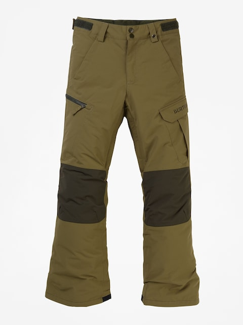 Burton Exile Cargo Snowboard pants (martini olive)