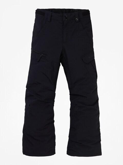 Burton Exile Cargo Snowboard pants (true black)