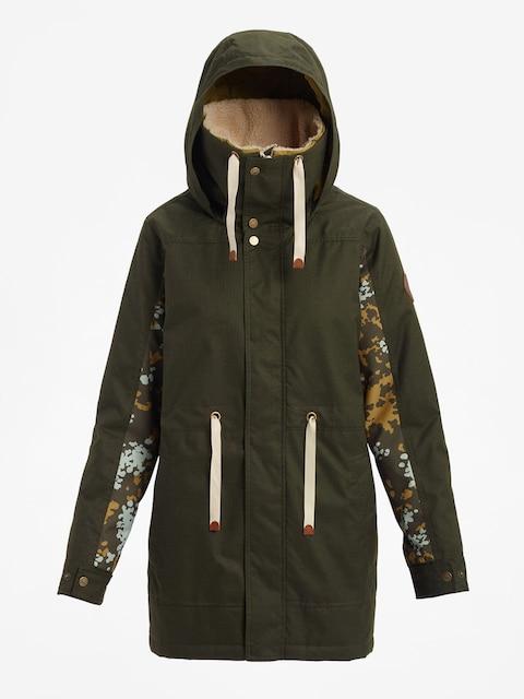 Burton Hazelton Jacket Wmn (frstnt/wheelr)