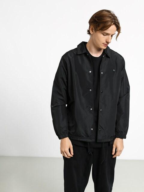 RVCA Berni Coaches Jacket (rvca black)