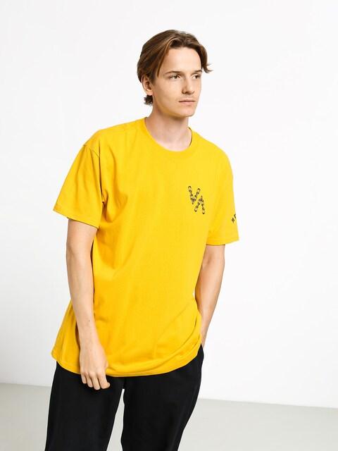 RVCA Va Eagle T-shirt (dijon)