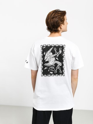 RVCA Va Eagle T-shirt (white)