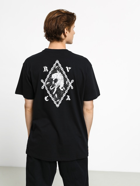 RVCA Rvca Tiger T-shirt (black)