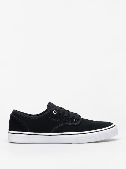 Emerica Wino Standard Shoes (black/white/gold)