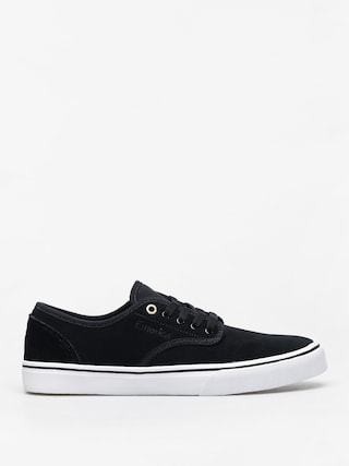 Emerica Wino Standard Shoes (black/white/gold)