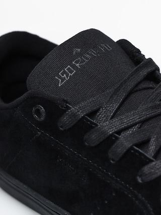 Emerica Americana Shoes (black/black/gum)