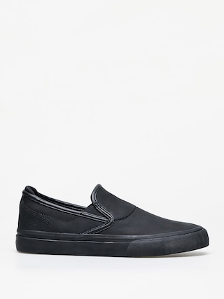 Emerica Wino G6 Slip On Shoes (black/black)