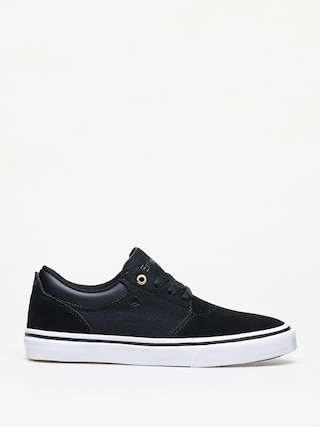 Emerica Alcove Shoes (black/white/gold)