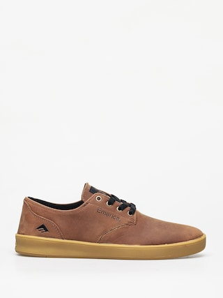 Emerica The Romero Laced Shoes (brown/black/tan)