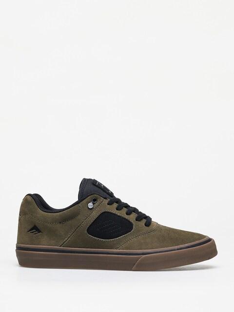 Emerica Reynolds 3 G6 Vulc Shoes (olive/black/gum)