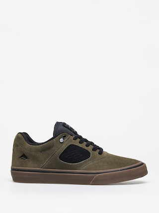 Emerica Reynolds 3 G6 Vulc Shoes (olive/black/gum)