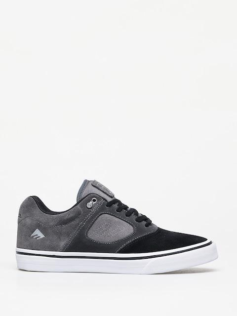 Emerica Reynolds 3 G6 Vulc Shoes (black/dark grey/grey)