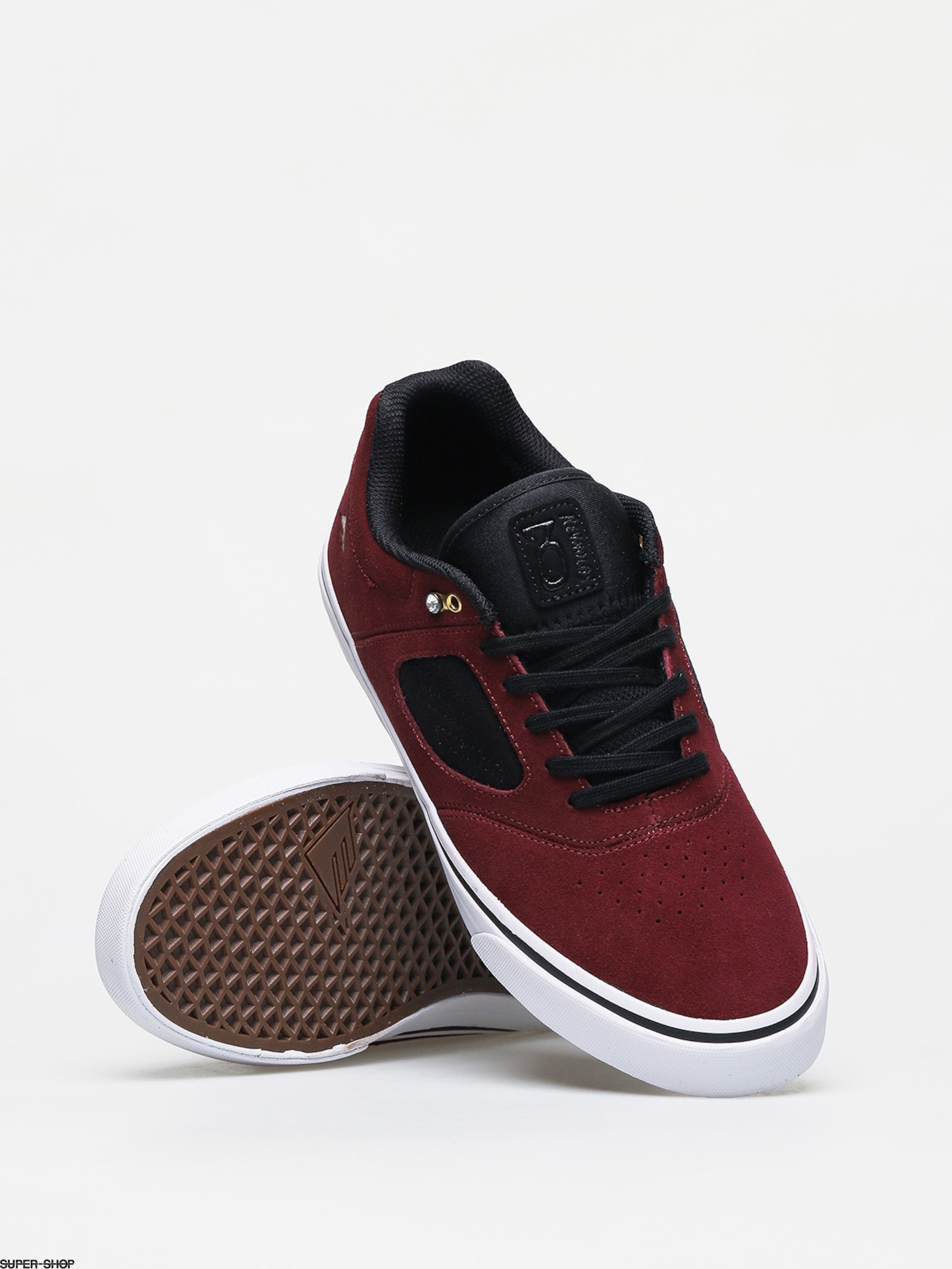 Emerica Reynolds 3 G6 Vulc Shoes