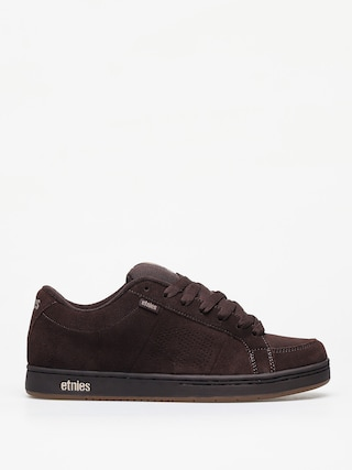 Etnies Kingpin Shoes (brown/black/tan)